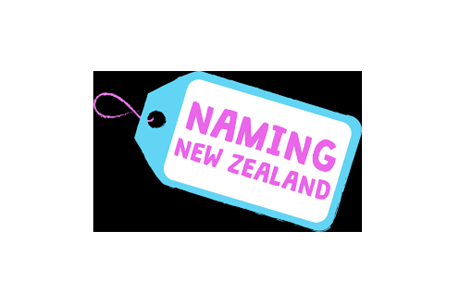 Naming New Zealand
